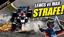 Nach Hamilton-Crash: Strafe für Max Verstappen!