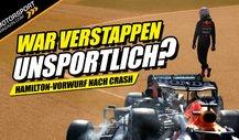Formel 1, Hamilton-Vorwurf: War Verstappen unsportlich?