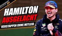 Verstappen lacht Hamilton aus! Keine Angst vorm Weltmeister