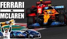 Ferrari vs. McLaren: Wer holt sich WM-Platz 3?