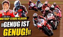 Rekord-Kalender für die MotoGP! Fahrer klagen: Es ist genug