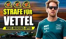 Jetzt hat's Vettel erwischt! Nächste Formel-1-Strafe in Austin