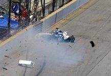 Formel 1: Formel 1 heute vor 17 Jahren: Ralf Schumacher mit Horrorcrash