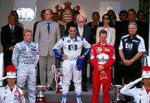 Formel 1: Formel 1 Heute vor 17 Jahren: Montoyas Monaco-Meisterstück