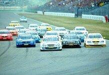 DTM: DTM heute vor 20 Jahren: Das erste Rennen der neuen Ära