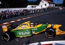 Formel 1: Erinnerungen: Michael Schumachers erster F1-Sieg - Triumph in der Eifel