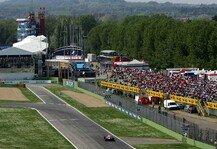 Formel 1: Formel 1, Imola mit Zuschauer-Kehrtwende: Doch Geisterrennen