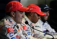 Formel 1: Formel 1, Hamiltons 1. Pole: Erster fairer Kampf mit Alonso