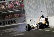Formel 1: Formel 1 heute vor zwölf Jahren: Alonsos ehrloser Sieg
