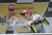 MotoGP: Valentino Rossi tritt zurück: MotoGP-Gegner zollen Respekt