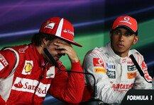 Formel 1: Formel 1 heute vor 10 Jahren: Strafen-Kur für Alonso & Hamilton