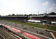 Formel 1: Wetterprognose f�r den Italien GP - Sonnige Aussichten