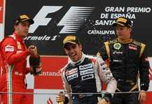 Formel 1: Formel 1 heute vor 9 Jahren: Maldonado schockt Barcelona