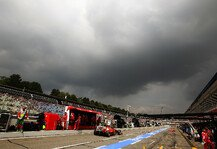 Formel 1: Formel 1 Hockenheim-Wetter 2019: Hitze-Gewitter im Anmarsch