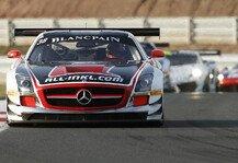 Blancpain GT Serien: Vorschau: Mercedes stockt f�r die Slowakei auf - 23 Fahrzeuge beim Osteuropa-Gastspiel