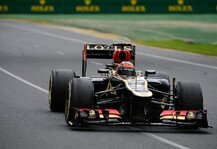 Formel 1: Saisonbilanz 2013: Lotus - Kimi, get out of the fucking way!