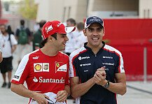 Formel 1: Maldonado: Williams richtig f�r Massa - Frischer Wind