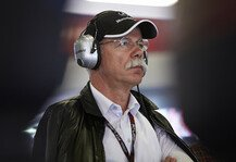 Formel 1: Krieg der Sterne: Jetzt greift Zetsche ein - Krisensitzung in Brackley