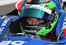 IndyCar: Daly: Richtige Zeit f�r Wechsel zu IndyCars - Zu 150 Millionen Prozent