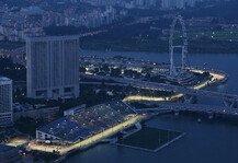 Formel 1: Wetterprognose f�r den Singapur GP - Hohe Belastung f�r die Fahrer