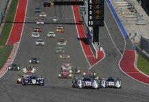 WEC: Austin: Die Starterliste zum Rennen - Alle Teilnehmer auf einen Blick