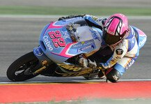 Moto3: Carrasco f�hrt bei RW Racing GP - Spanische Frauenpower