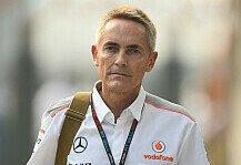Formel 1: Formel 1: Aston Martin holt Ex-McLaren-Boss Martin Whitmarsh