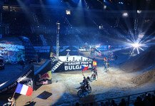 NIGHT of the JUMPs: Showdown zur Kr�nung des Freestyle MX Weltmeisters - Duell zwischen Rinaldo und Podmol
