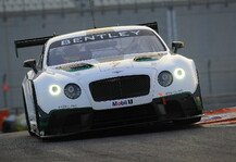 Mehr Sportwagen: Video - Im Detail: Der Bentley Continental GT3 - Zw�lfst�ndiger Einstand am Golf