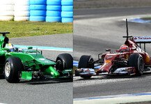 Formel 1: Technisches Reglement - Die �nderungen 2014 - Power Units & lange Nasen