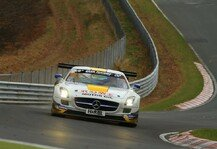 VLN: Rowe Racing siegt im Regenchaos - Starkregen sorgt f�r Chaos