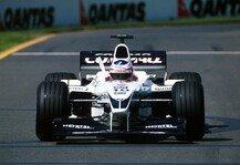 Formel 1: Formel 1 heute vor 21 Jahren: Buttons (erster) Williams-Vertrag