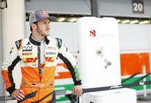 GP2: Abt will Punkteserie in Monza weiter ausbauen - Daniel Abt biegt in Italien auf die Saisonzielgerade ein