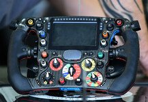 Formel 1: Funkverbot: Das Display r�ckt in den Fokus - Teams mit gro�em Display im Vorteil?