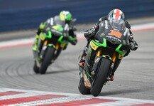 MotoGP: Tech3: Aufw�rtstrend dank Br�nn-Test? - Fortschritte best�tigen