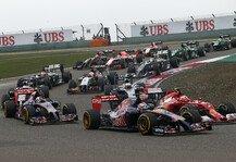 Formel 1: �bersicht: Fahrer & Teams f�r F1-Saison 2015 - Das Fahrerkarussell dreht sich