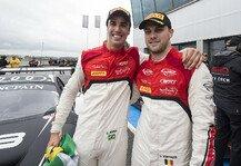 Blancpain GT Serien: Vanthoor gewinnt BSS-Qualifikation in der Slowakei - Gemischter Morgen f�r Audi