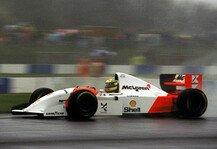 Formel 1: Formel 1 heute vor 28 Jahren: Lehrstunde vom Magier
