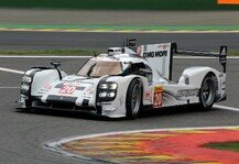 WEC: Porsche testet High-Downforce-Package - Tests f�r Teil zwei der WEC