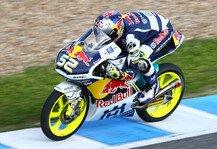 Moto3: Bestzeit f�r Kent, Probleme f�r Miller - Brite Kent f�hrt Silverstone-Bestzeit