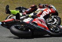 MotoGP: �bersicht: Die Strafpunkte der MotoGP-Fahrer - Das S�ndenregister der Stars