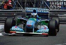 Formel 1: Formel 1 heute vor 27 Jahren: Michael Schumachers erste Pole