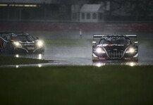 Blancpain GT Serien: Quali-Rennen geht an Audi - Rote Flaggen, Unwetter und Safety-Cars