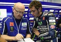 MotoGP: Rossis Crewchief: Es ist kein leichter Job - Hatte zu Beginn Angst