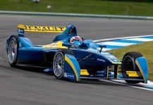 Formel E: Letzter Test: Bestzeit f�r Buemi - e.dams dominiert