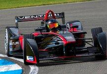 Formel E: Heidfeld gibt sich optimistisch - Fahrspa� nicht verloren