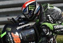 MotoGP: Tech 3: Smith �berzeugt, Espargaro geht Risiko - Yamaha Werksteam deutlich geschlagen