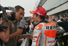 MotoGP: Hofmann: Marquez ist kein Rossi - Ein anderer Charakter