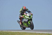 Superbike: Tom Sykes verl�ngert bei Kawasaki - Eine gute Basis