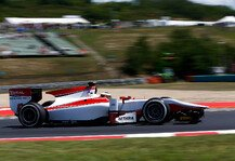 GP2: McLaren-Junior Vandoorne holt Pole in Spa - Abt startet von 18